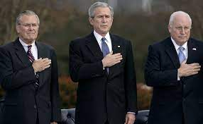 George H.W. Bush Criticizes Rumsfeld, Cheney in New Biography   Fortune